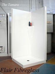 Fibreglass Shower Cubicle