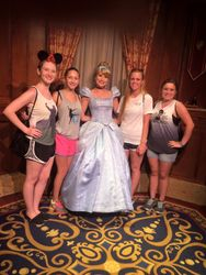 Time with Cinderella!