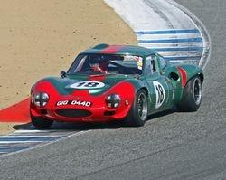 1961-1966 GT Cars under 2500cc