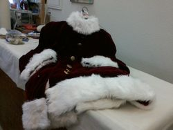 Santa's in town and need alterations