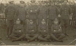 9th Battalion, Wounded Oversea.