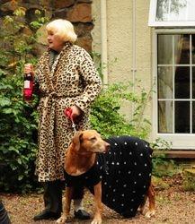 Fancy Dress - 'Old Folks home'