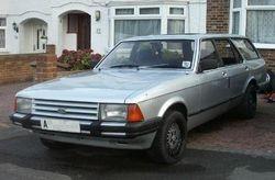 1984 Mk2 Frod Granada estate