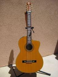 1991 Takamine EC 132C Classical E/A Guitar MIJ
