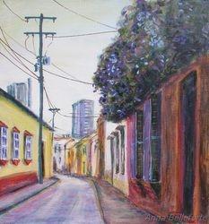 Streets: Cartagena