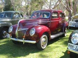 1939 Sedan