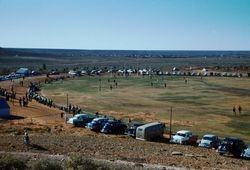 208 Woomera Sports Field 1958