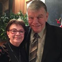 Gail and Ed