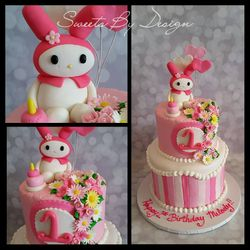 My Melody Cakes