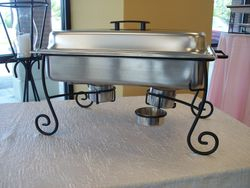Wrought Iron Chafer