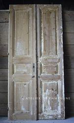 #29/287 FRENCH PINE DOORS