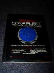 Star Trek Star Fleet Technical Manual - Soft cover book with hard cover sleeve.