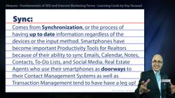 Sync - Internet Marketing and SEO Glossary