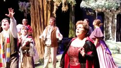 The Giant Scene - Into the Woods