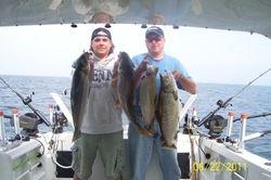 Lake Ontario Brown Trout