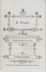 A. Kruse, photographer of Chicago, IL