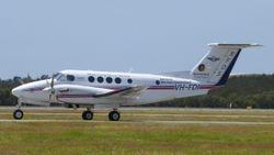 RFDS Beechcraft B200C Super King Air VH-FDI