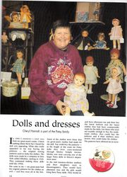 Patsy & Friends Made the Local Paper