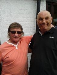 Brian Maxine & John Davidson