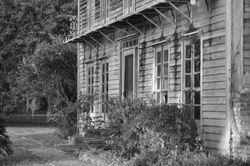 Old Fuller House on the Yard Farm