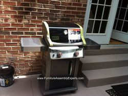 Spirit grill assembly service in Washington DC MD VA