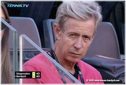 Martin Berdych, father of Tomas Berdych