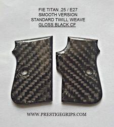 FIE TITAN .25  Smooth blk