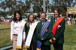 ASC Fleece Junior Junging Winners