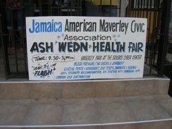 J.A.M. Inc. MAVERLEY HEALTH FAIR