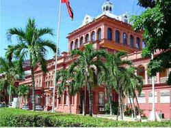 RED HOUSE - PARLIAMENT BUILDING, PORT OF SPAIN