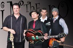 The new InTheNo band