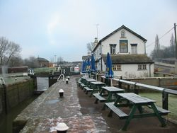 Bottom Lock, Three Locks