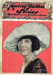 1921 MOVING PICTURE STORIES