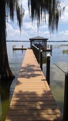 Spray a Dock