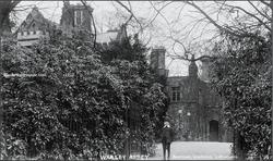 Warley Abbey. 1910