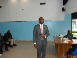Mr. Ola Johnson