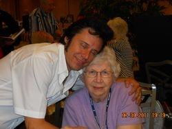 Marian, Elvis' nurse
