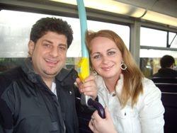 Tavi Colen & Delia Antal