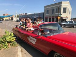 9.64 Cadillac Parade car