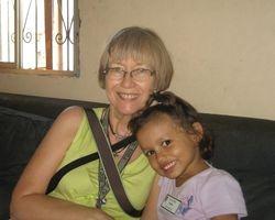 Karen & One Little Rose #1