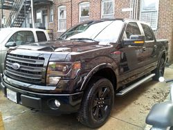 2015 Ford F150 FX4 Exterior Detail