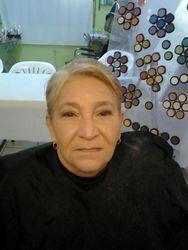 Maquillaje piel senil