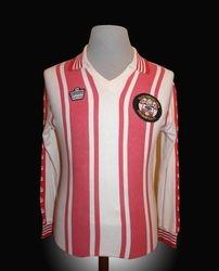Admiral Match Worn Southampton Shirt 1977