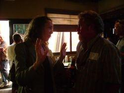 Cathy Cole-Murphy and Dan Schmidt