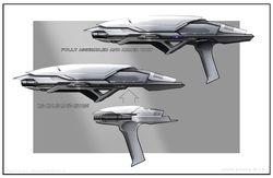 Phaser-rifle addition #1