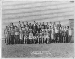 CLASS OF 1948 Florence School