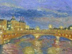 Evening in Paris - Paris, France