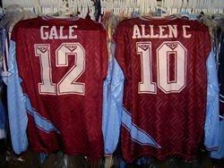 Tony Gale Clive Allen 1993