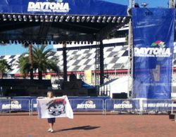 Destination Daytona!