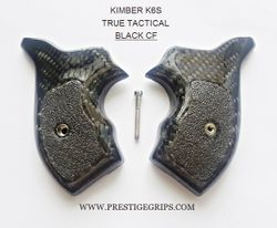 K6S TRUE TACTICAL Black CF
